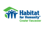 Habitat for Humanity Greater Vancouver Logo